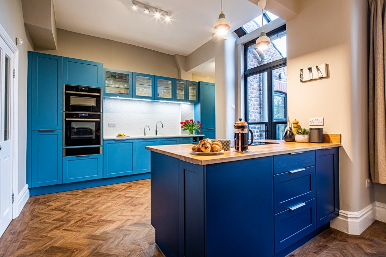 manchester bespoke kitchen